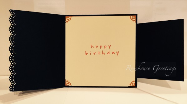 Rowhouse Greetings   Birthday   Stampendous House Mouse Mix It Up