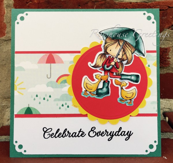 Rowhouse Greetings   Celebrations   Ducky Dance - Wryn by Tiddly Inks