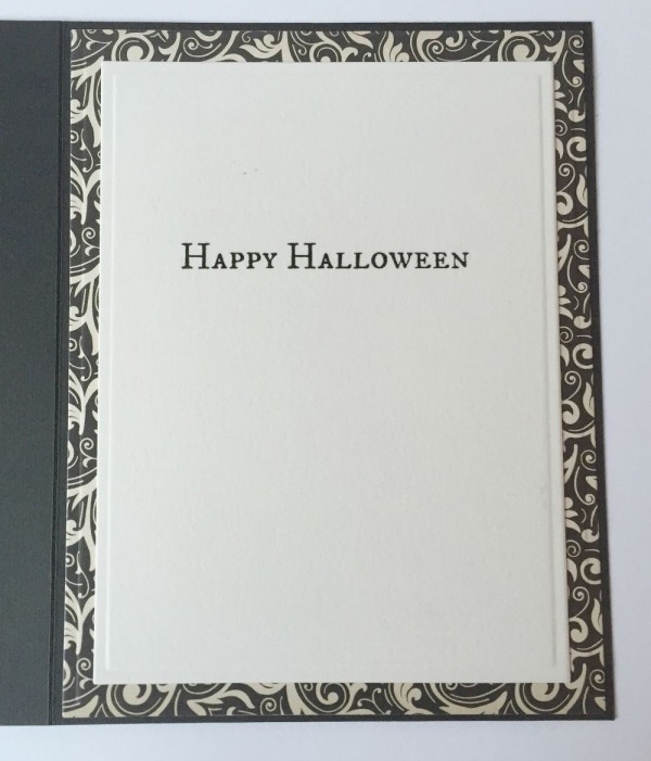 Rowhouse Greetings | Halloween | Happy Halloween Sentiment