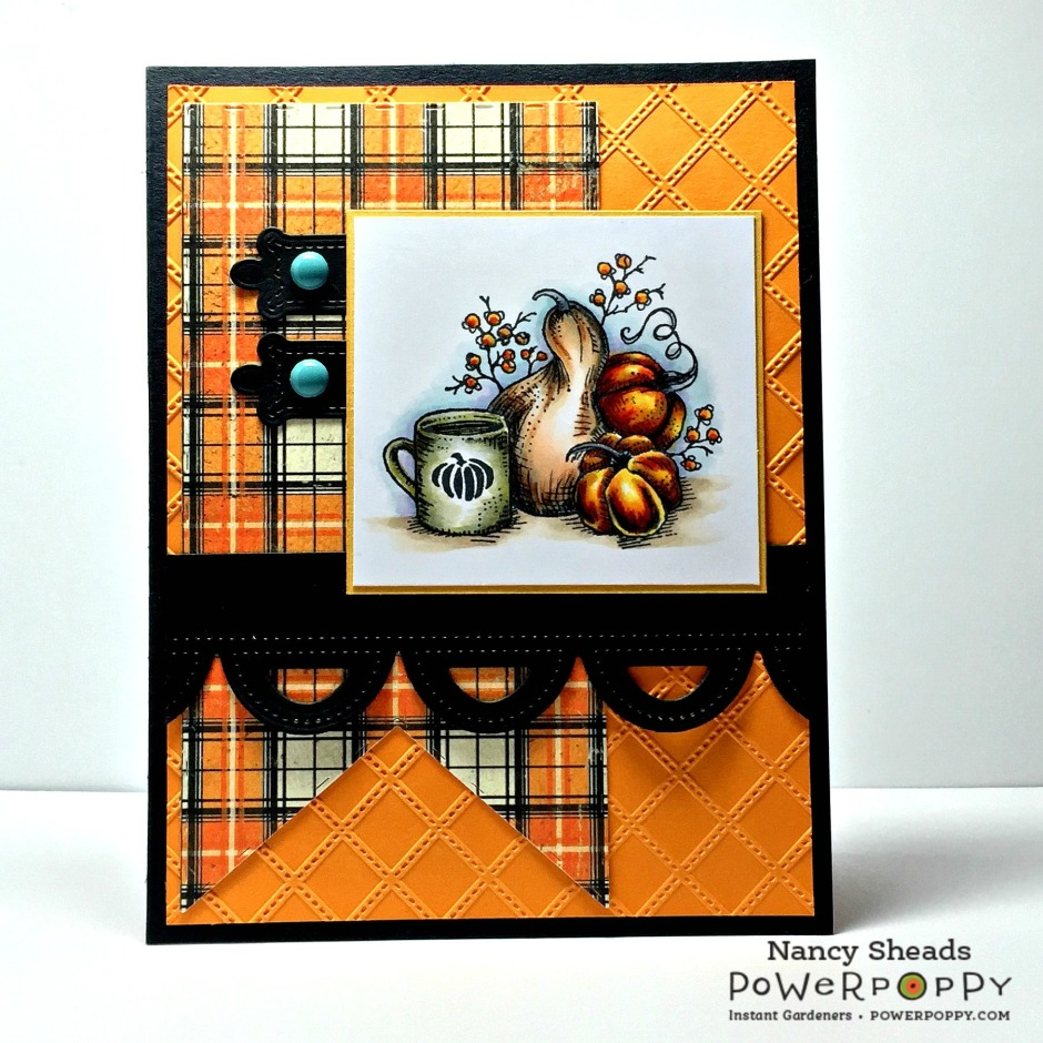 Rowhouse Greetings | Feeling Fall by Power Poppy