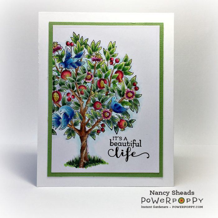 Rowhouse Greetings | Tree of Life by Power Poppy