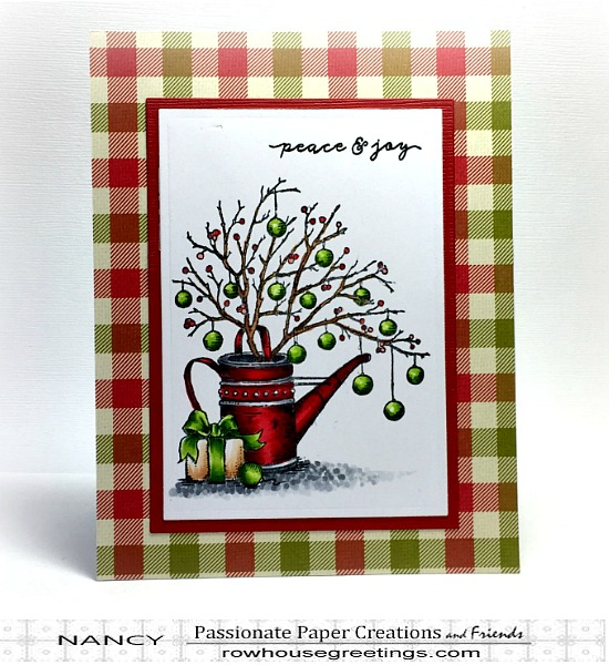 Rowhouse Greetings | Simply Joys by Power Poppy
