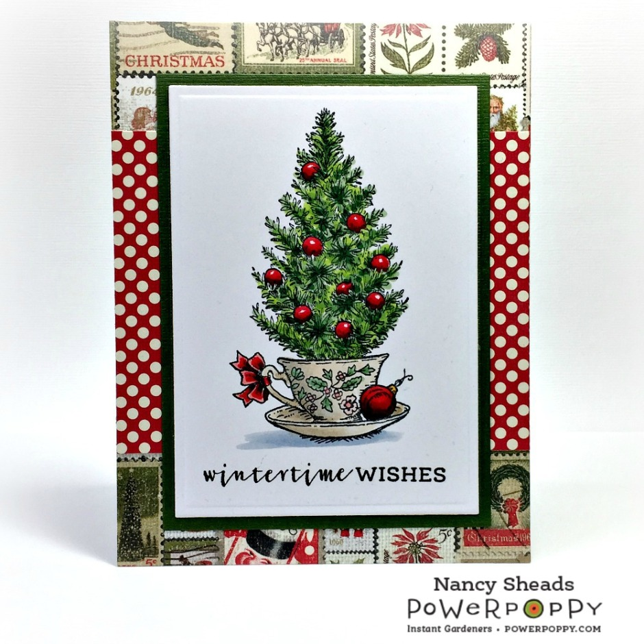 Rowhouse Greetings | Cozy Cupfuls by Power Poppy