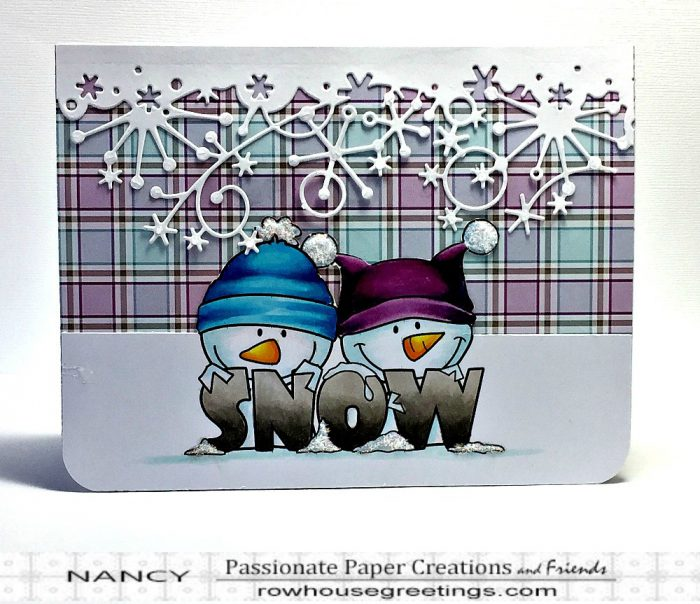 Snow Cute by C. C. Designs