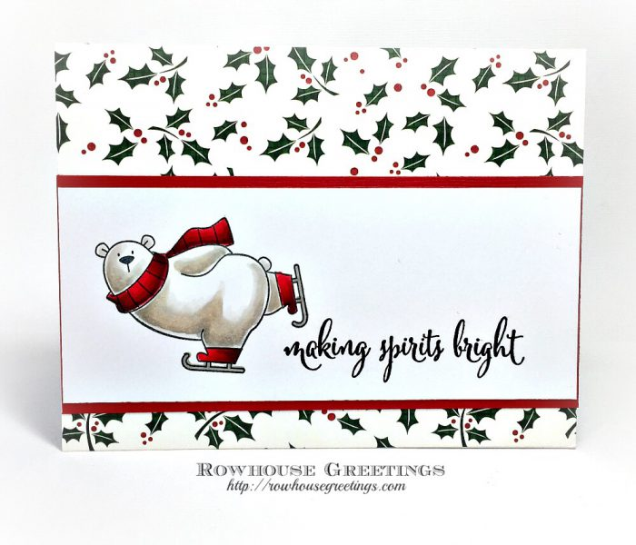 Rowhouse Greetings | Polar Bear Pals by My Favorite Things