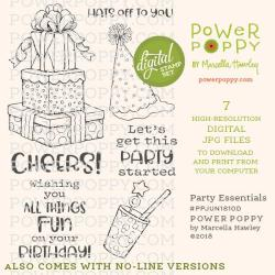 Party Essentials by Power Poppy